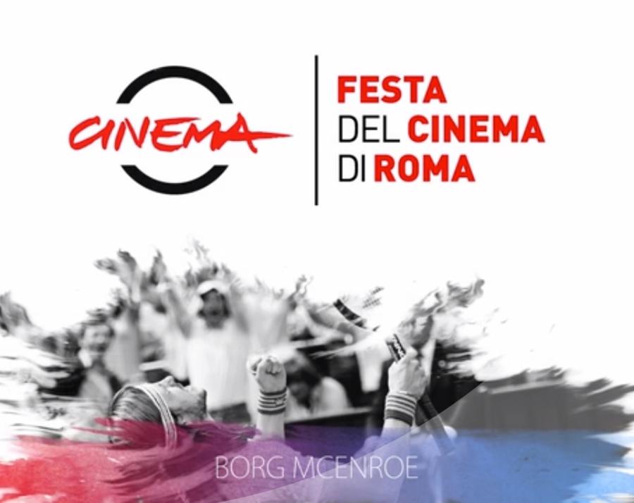 #RomaFF12 | Borg McEnroe | Selezione Ufficiale