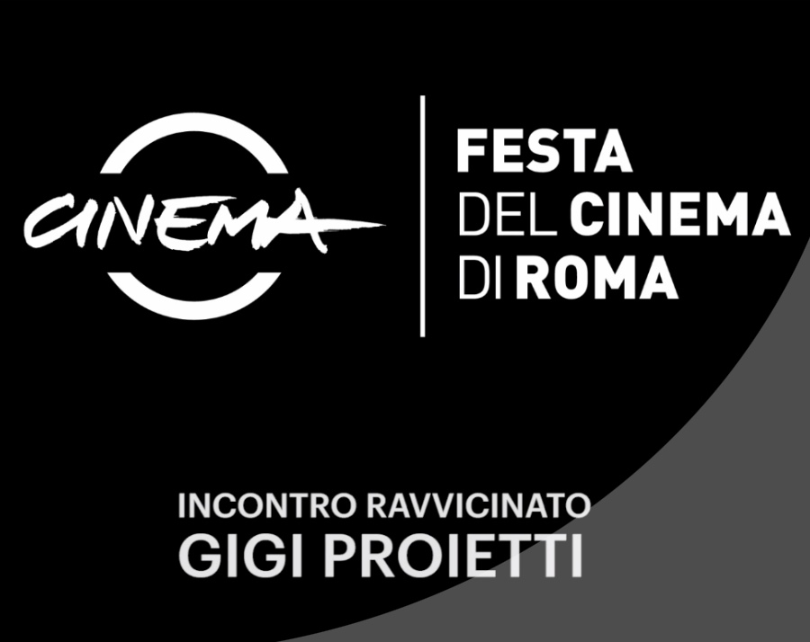 #RomaFF12 | Gigi Proietti | Incontro Ravvicinato