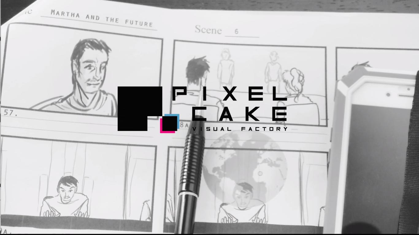 Showreel PixelCake 2018 short