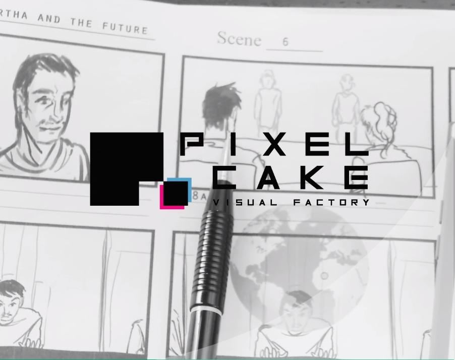 Showreel PixelCake 2018