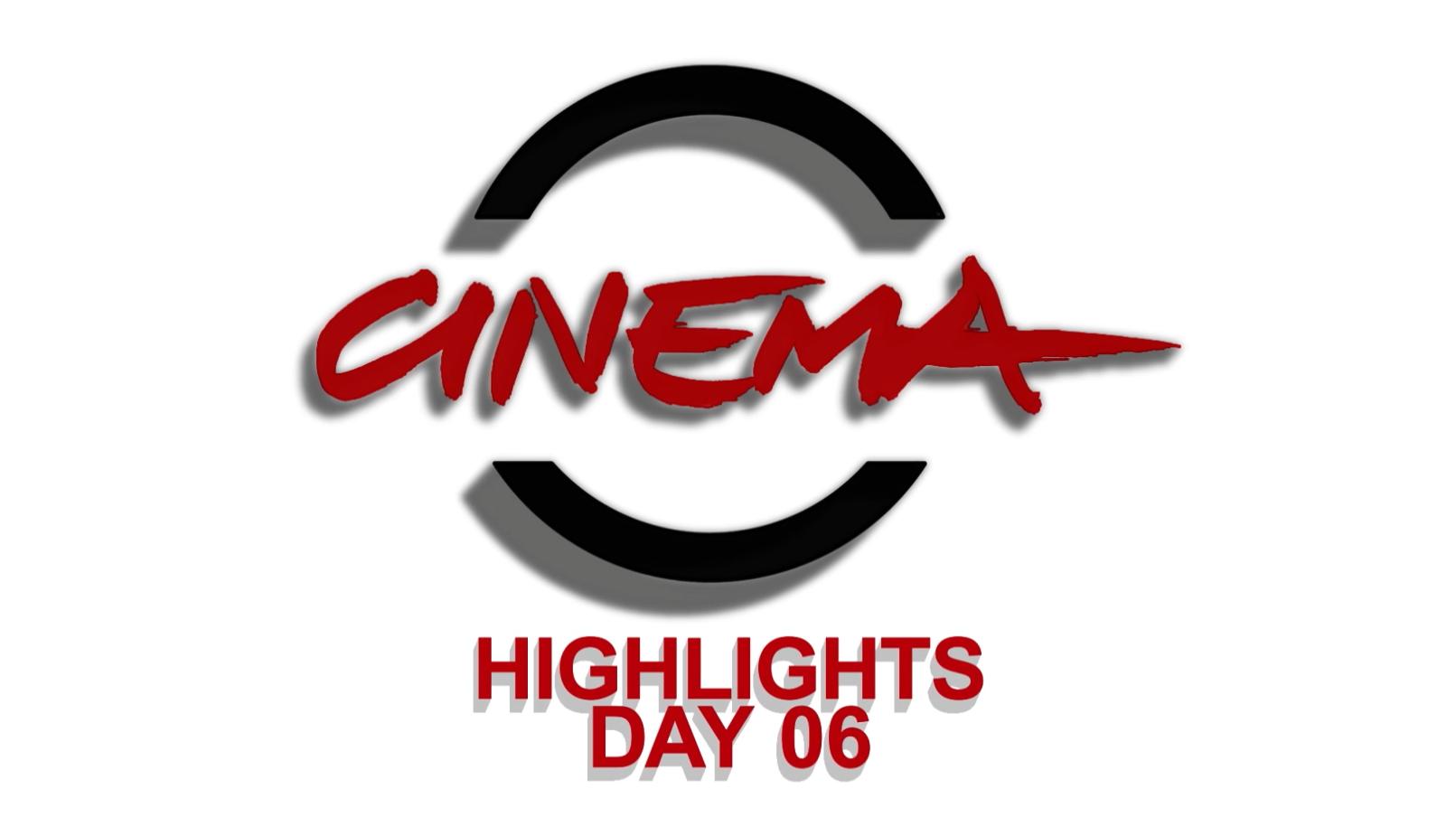 #RomaFF13 | Day06 | Highlights Festa del Cinema di Roma