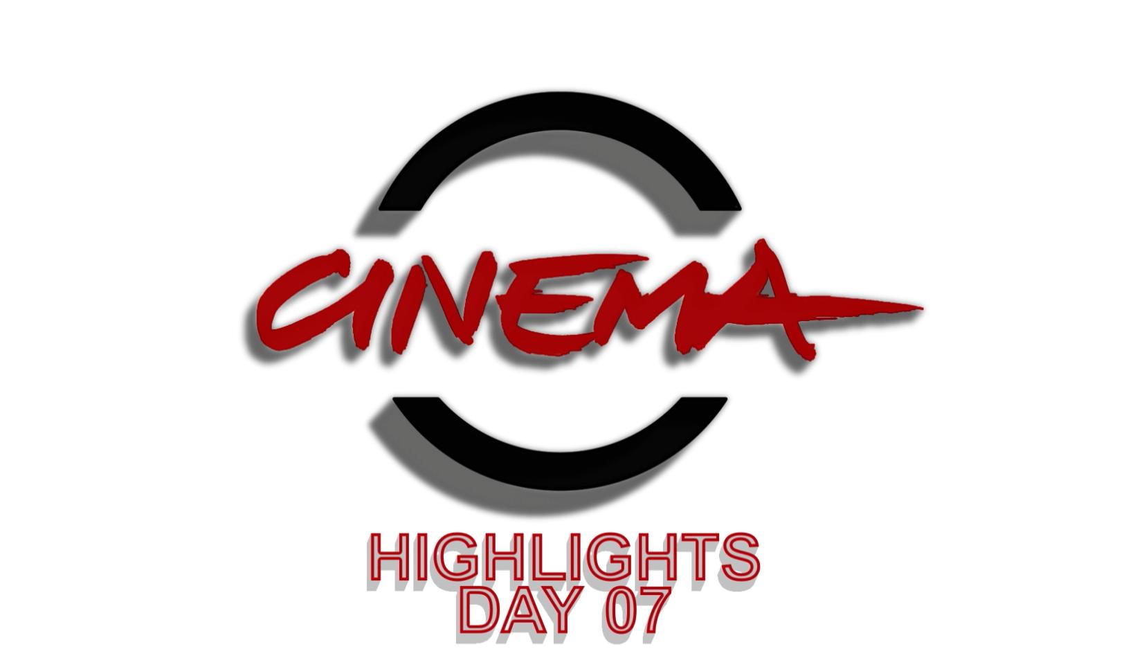 #RomaFF13 | Day07 | Highlights Festa del Cinema di Roma