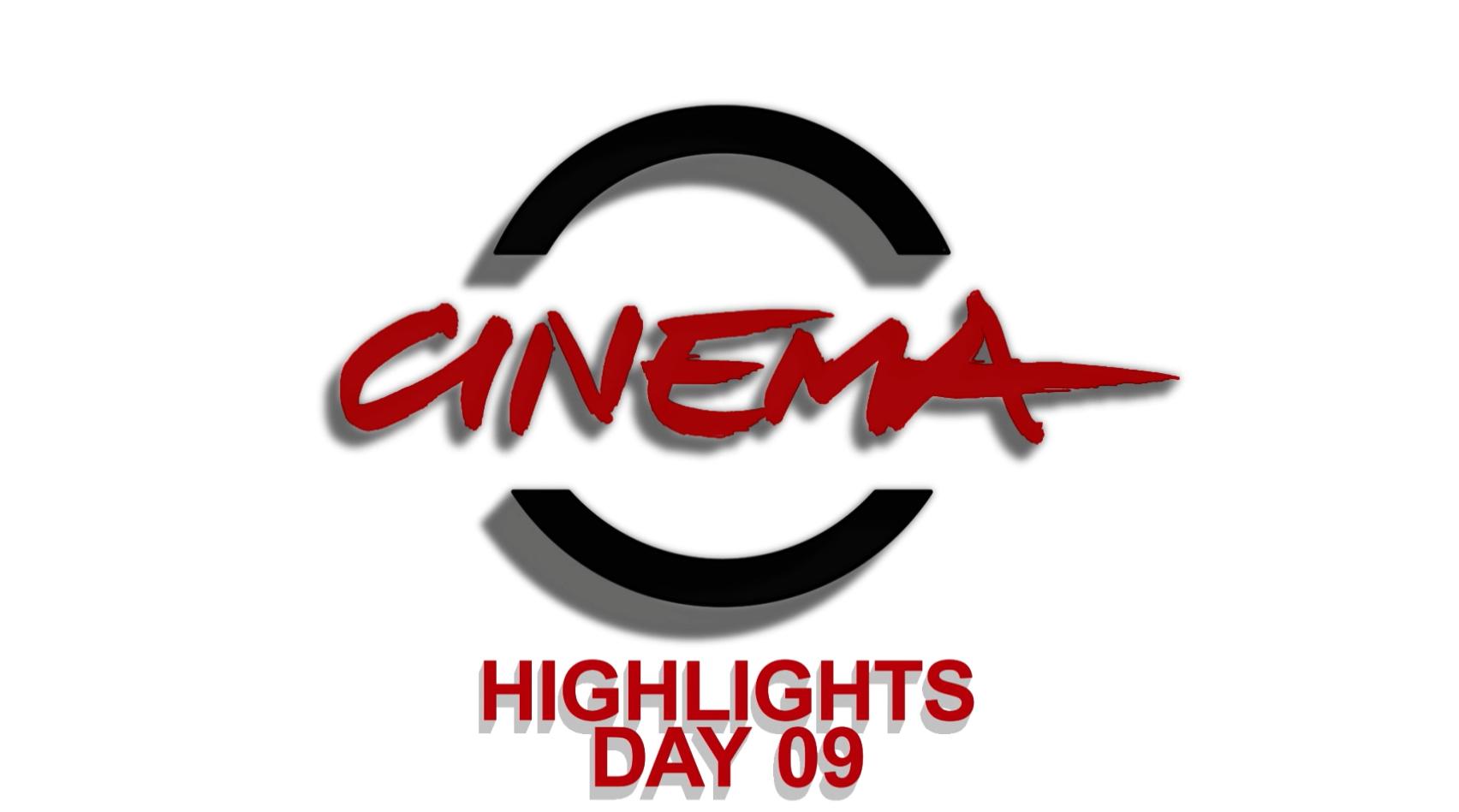 #RomaFF13 | Day09 | Highlights Festa del Cinema di Roma